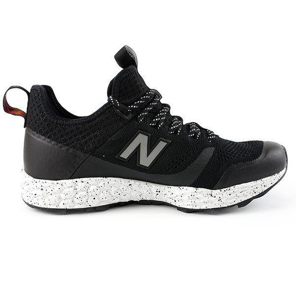 New Balance  運動時尚 復古鞋 男鞋 黑色 MFLTBDBK