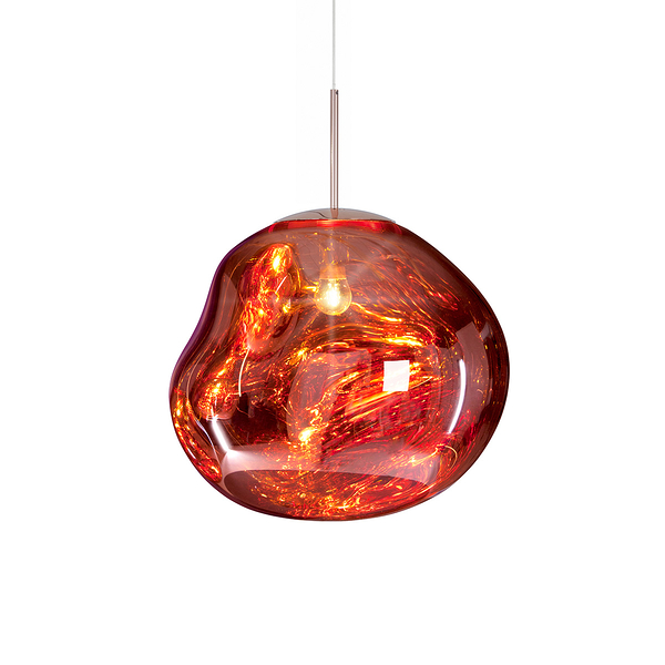 英國 Tom Dixon Melt Standard Suspension Lamp 熔岩 前衛 吊燈 標準版