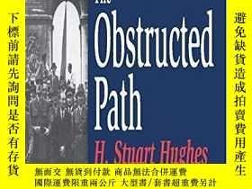 二手書博民逛書店The罕見Obstructed PathY256260 H. Stuart Hughes Transactio