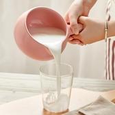 牛奶鍋陶瓷小奶鍋單柄不黏煮熱網紅牛奶兒童嬰兒寶寶輔食鍋家用迷你砂鍋【快速出貨八折下殺】