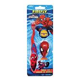 《美國進口 FIREFLY》Spider-Man單入兒童牙刷+造型刷蓋