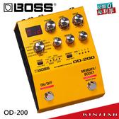 【金聲樂器】BOSS OD-200 Hybrid Drive 破音效果器 (OD200)