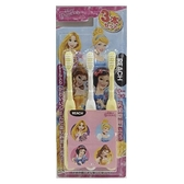 REACH 公主牙刷 1-6歲(3入)D32-9500【衛立兒生活館】