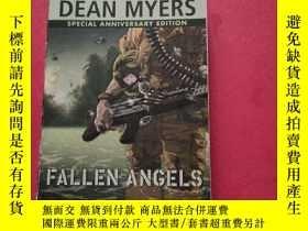 二手書博民逛書店Fallen罕見Angels墮落天使Y203616 Walter Dean Myers(沃爾特·迪安·邁爾斯)