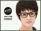 MFH韓國男假髮◆BEAST雅痞風捲髮 ...