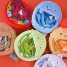角落生物 日本墻角生物 角落動物透明公仔痛包 斜挎包小背包 收納包 韓菲兒