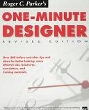 二手書博民逛書店 《Roger C. Parker s One Minute Designer》 R2Y ISBN:1558285938│Wiley