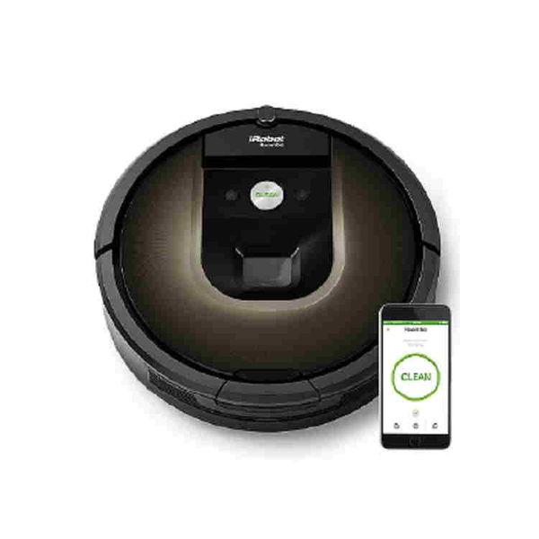騎士堡免費『無限暢遊一年』(市價4980元)搭贈 美國iRobot(公司貨)掃地機器人Roomba980 下標前請先電詢