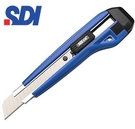 SDI 自動鎖定 0423C 大 美工刀 /支 (顏色隨機出貨)
