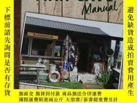 二手書博民逛書店The罕見kiwi man cave manual 新西蘭男人的