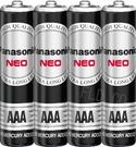 Panasonic 國際牌 4號電池(AAA) 4入/組-【公司貨】