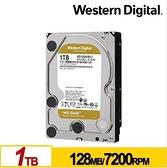 WD 金標 1TB 3.5吋 SATA 企業級硬碟 WD1005FBYZ