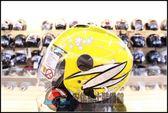 [中壢安信]ZEUS 瑞獅 ZS-202FB 202FB T41 櫻花 黃色 半罩 安全帽 高C/P值 內遮陽片