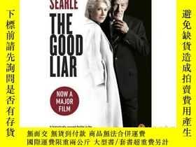 二手書博民逛書店優秀的騙子(電影版)英文原版罕見The Good Liar: F