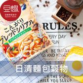 【豆嫂】日本零食 日清NISSIN 蘋果肉桂吐司餅風味麥片(175g)