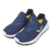 LIKA夢 PONY 無綁帶輕量慢跑鞋 SPLASH N 系列 海軍藍 73W1SP68NB 女