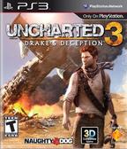PS3 秘境探險 3:德瑞克的騙局(美版代購)