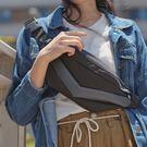 工業感USB隨身腰包-都會黑 / NETTA城市休旅 / 側背包