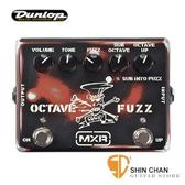 Dunlop SF01 八度音/法滋破音效果器 Slash簽名款【SF-01/Slash Octave Fuzz】