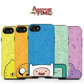 Adventure Time 探險活寶 雙層防摔 手機殼│iPhone 5S SE 6S 7 8 Plus X XS MAX XR│z8188