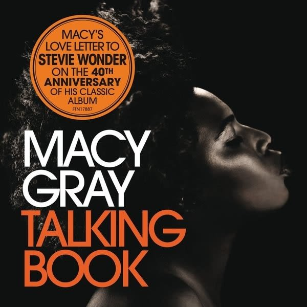 梅西葛蕾 有聲書 CD Macy Gray  Talking Book  (購潮8)
