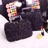 韓國化妝箱收納包化妝包旅行便攜化妝品包 免運