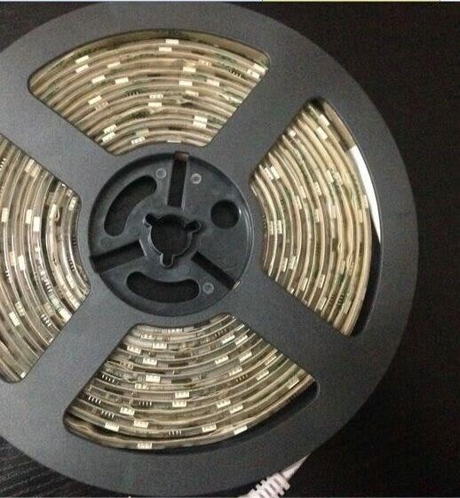 【世明國際】5米 白光LED 跑馬燈條 LED白光防水燈條 白色燈條  露營 戶外
