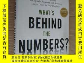 二手書博民逛書店What s罕見behind the numbers?(a gu