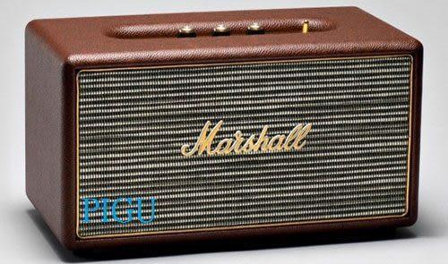 平廣 送耳機 Marshall STANMORE BT 復古棕色 藍芽喇叭 台灣公司貨保固1年 可高低音