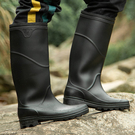 雨鞋 高筒男士雨靴時尚男釣魚成人男款高防水中筒套鞋勞保膠鞋水鞋