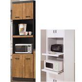 櫥櫃 餐櫃 TV-408-1 科隆2尺收納櫃【大眾家居舘】