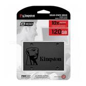 金士頓 SSDNow A400 120GB 2.5吋 SATA-3 固態硬碟 (SA400S37/120G)