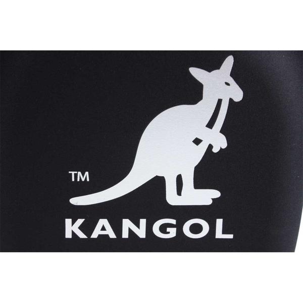 KANGOL 硬殼後背包 黑色 6025320420 noA88