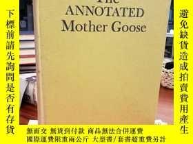 二手書博民逛書店The罕見Annotated Mother GooseY259951 William Baring-Gould