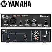 【敦煌樂器】YAMAHA UR12 USB 電腦錄音介面