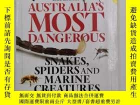 二手書博民逛書店Australia s罕見Most Dangerous snak