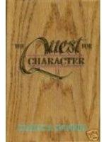 二手書博民逛書店 《The quest for character》 R2Y ISBN:0880702001│CharlesR.Swindoll