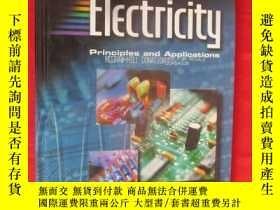 二手書博民逛書店Electricity罕見principles and Appl