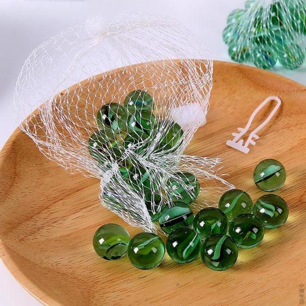 玻璃球l彈珠機專用璃彈珠玻璃球 滾滾溜溜球魚缸裝飾JRM-1484