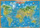 (教材王)世界印象地圖(中文版本)...