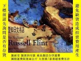 二手書博民逛書店【罕見】Sir William Russell Flint 20