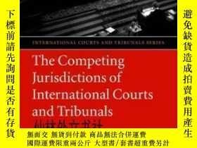 二手書博民逛書店【罕見】2003年出版 The Competing Jurisd
