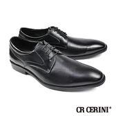 【CR CERINI】基本款德比紳士鞋 黑色(80061-BL)