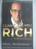 【書寶二手書T4/原文書_MDK】I Can Make You Rich_McKenna, Paul/ Neill, M