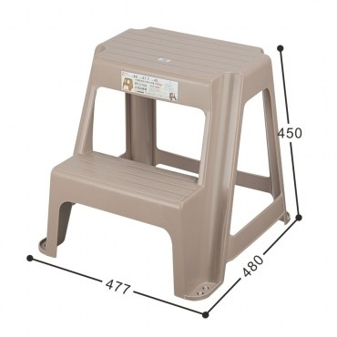 KEYWAY 大登山梯椅 PP-0188 48x47.7x45cm