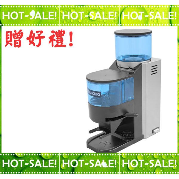 《贈電子秤+咖啡豆+清潔刷》Rancilio Rocky 義大利原裝進口 高階 磨豆機 (含分量器版本)