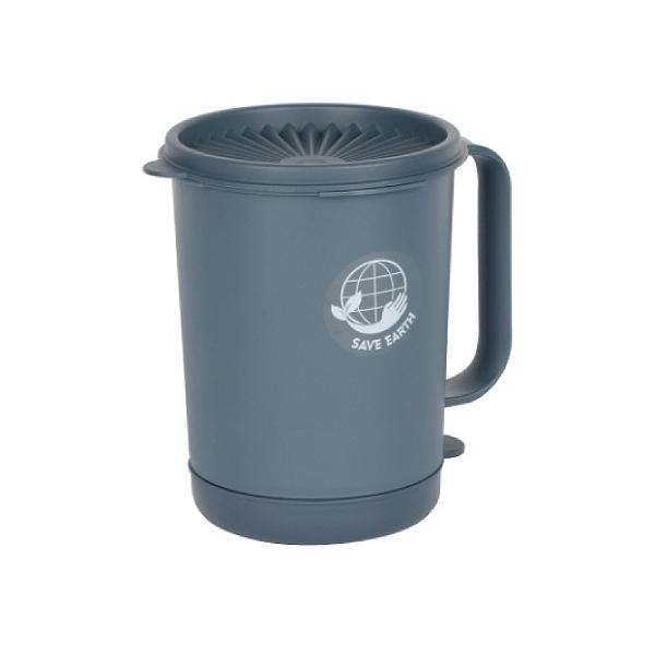 LOCK & LOCK 樂扣樂扣 廚餘回收桶(藍色)1.5L【小三美日】