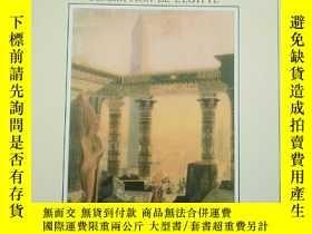 二手書博民逛書店EGYPT罕見IN 1800 SCENES FROM NAPOLEON S DESCRIPTION DE L EG