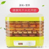 220V乾果機烤箱水果食品烘乾機肉類家用小型寵物食物脫水風乾機CC2274『美鞋公社』
