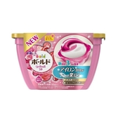 [熊熊eshop] (限時優惠)日本P&G洗衣球 全新第三代 3D果凍洗衣球18顆盒裝 洗衣精 洗衣粉
